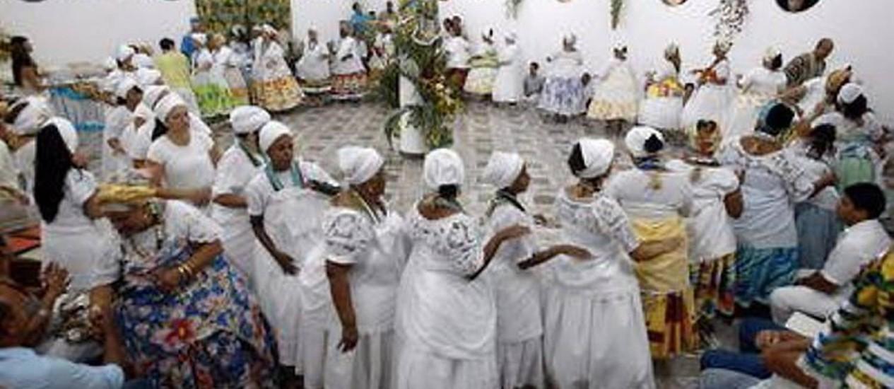 Bahia dá a largada para reforma de terreiros de candomblé ...