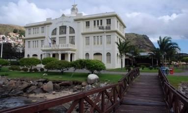 Museu da Vale, em Vila Velha, na Grande Vitória