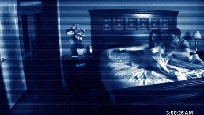 'Atividade paranormal' surpreende e se torna fenômeno de bilheteria Reprodução