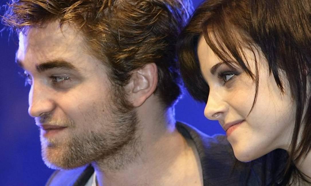 Os astros se encontraram com os pais de Pattinson em ParisFoto: Reuters