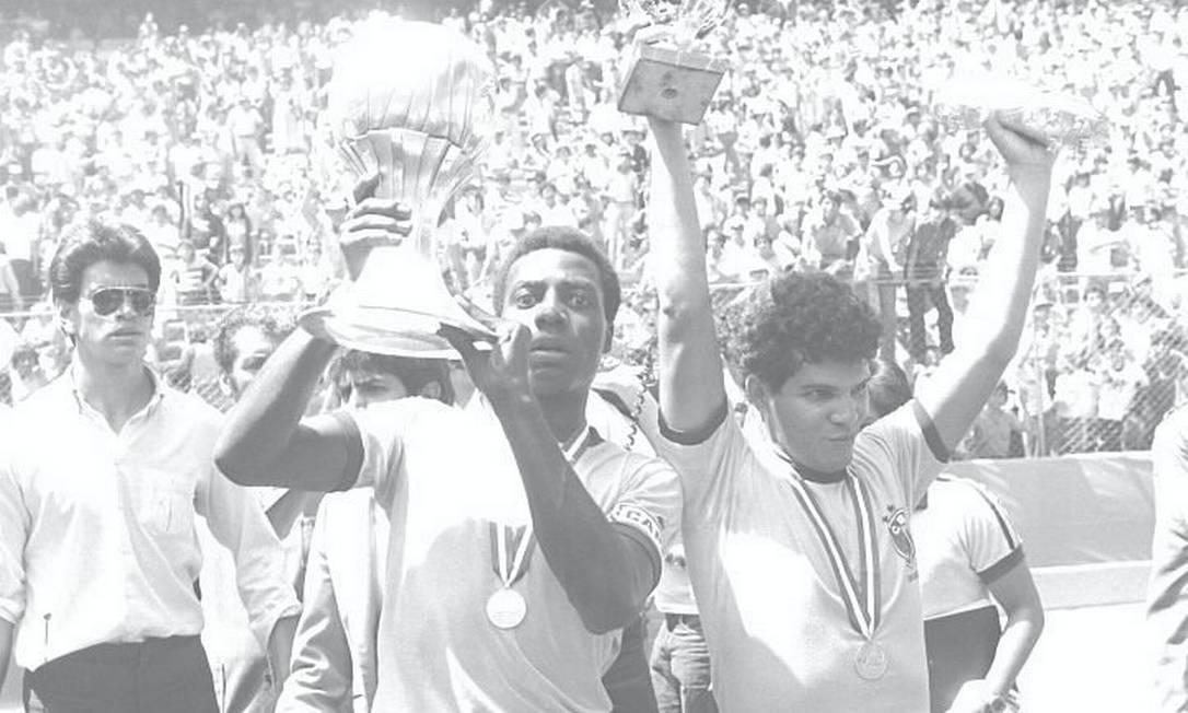 Resultado de imagem para brasil campeão mundial sub-20 de 1983