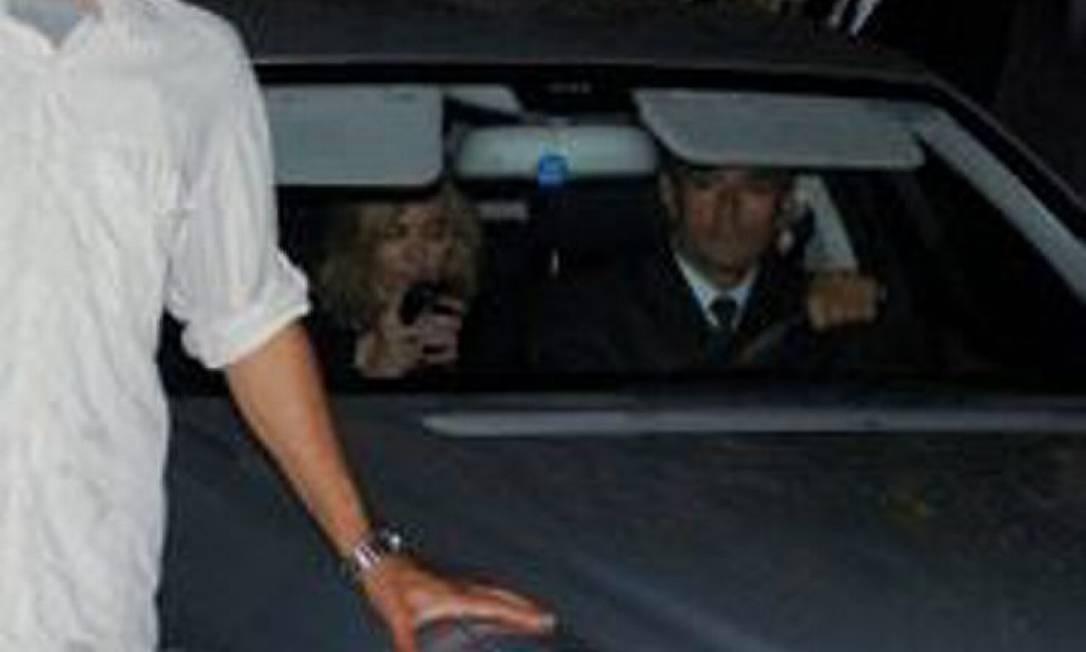 Madonna deixa a casa do empresário Eike Batista - Photo Rio News