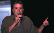 O cineasta Fábio Barreto Foto: André Coelho