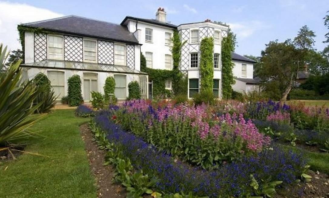 Downe, em Kent, no subúrbio de Londres: a casa de Darwin é candidata a patrimônio mundial Foto: Divulgação Britain OnView