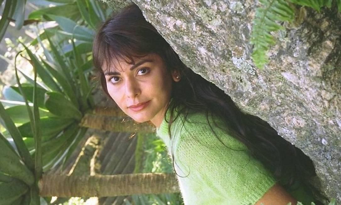 Leila Lopes deixou carta para a família Foto: Arquivo