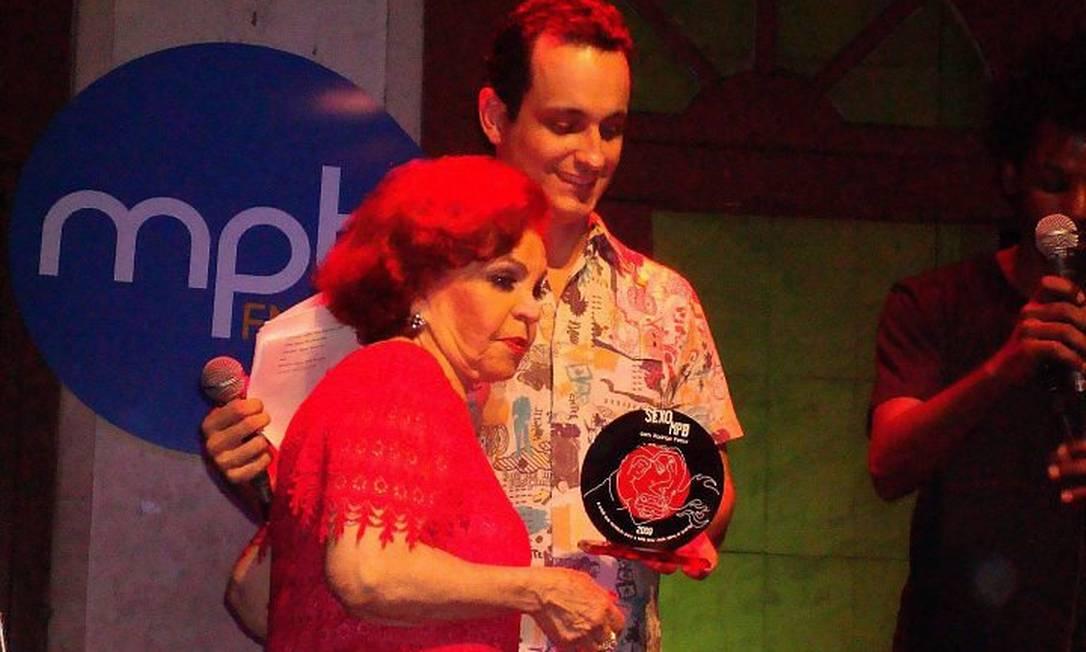 Rodrigo Faour com Lana Bittencour Christina Fuscaldo
