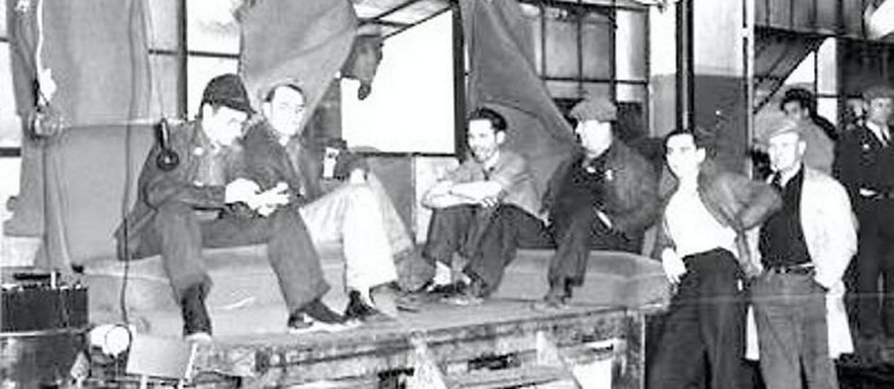 Trabalhadores da GM fizeram ampla greve em 1937