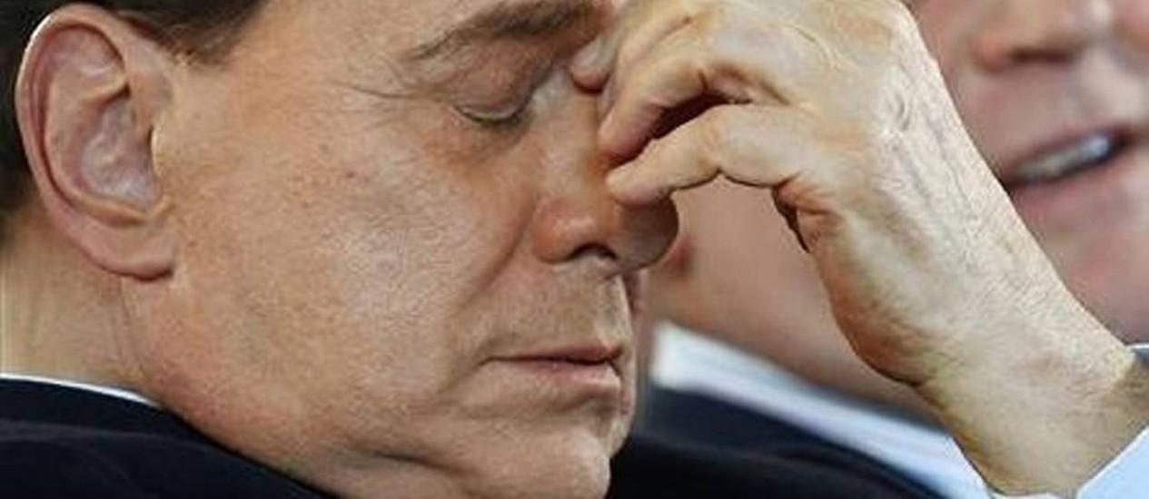 Silvio Berlusconi Reuters