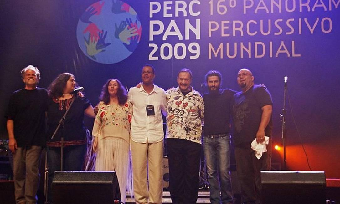Festival Percpan em Salvador - Divulgação