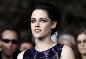 Kristen Stewart na premiere de 'A saga Crepúsculo - Amanhecer Parte 1' Foto: Matt Sayles / AP Photo