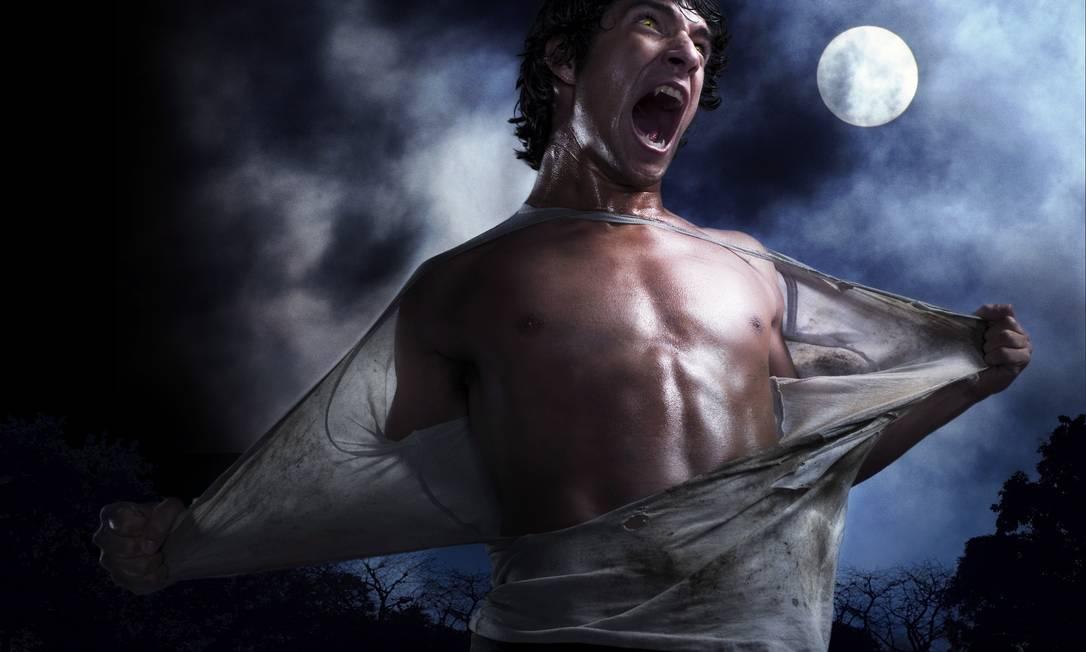 """A série """"Teen wolf"""" já estreou dublada no Sony Spin Foto: Divulgação"""