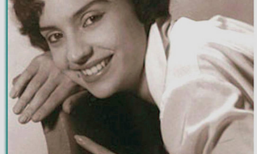Iris Lettieri em 1959, aos 18 anos Arquivo pessoal