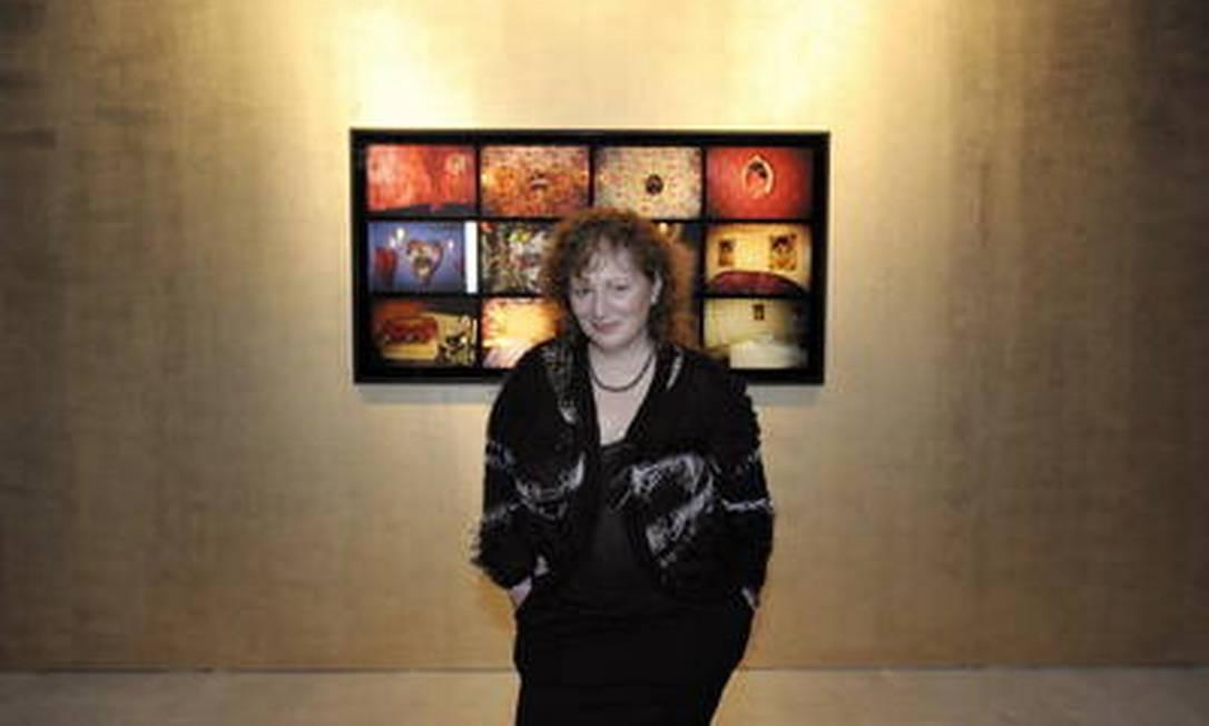 Nan Goldin é famosa por fotos polêmicas Foto: Steffi Loos / Steffi Loos