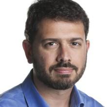 Pedro Doria, colunista do GLOBO Foto: Guito Moreto / O Globo