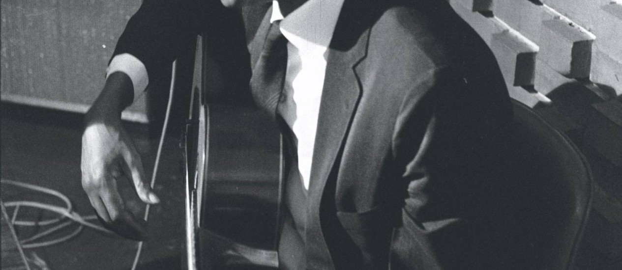 Ataulfo Alves é um dos grandes compositores da história do samba Foto: Arquivo O Globo