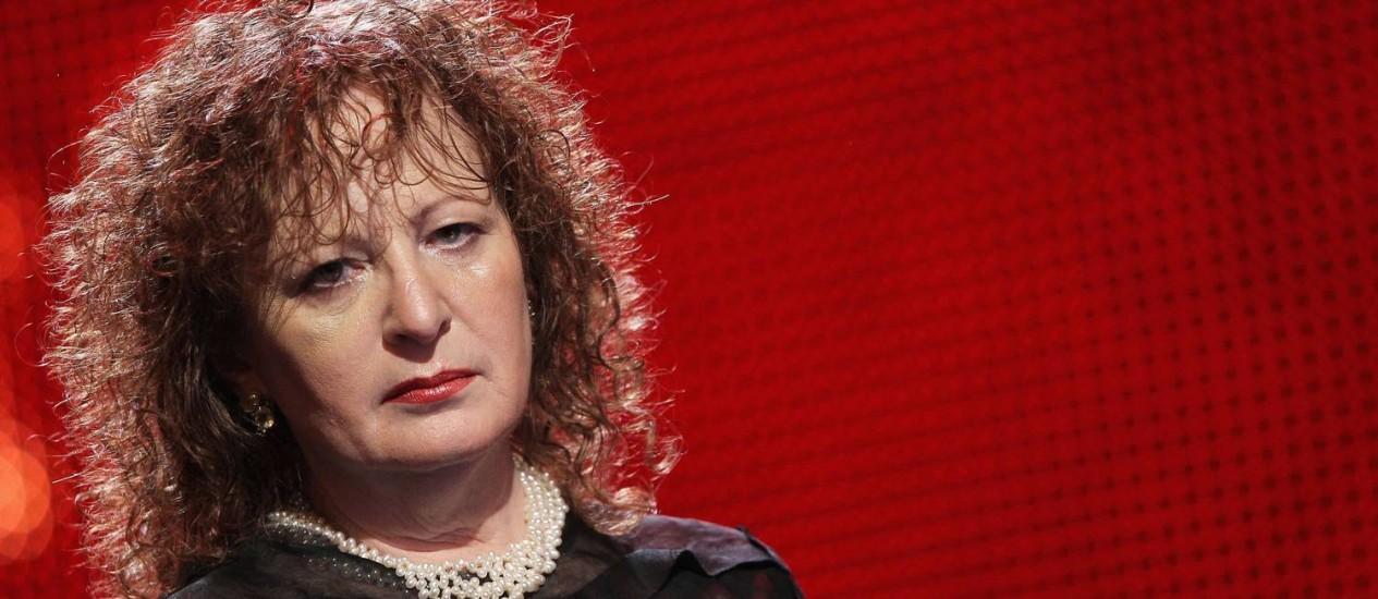 Nan Goldin: 'O que há, hoje em dia, é uma caça às bruxas' Foto: Getty Images / Sean Gallup