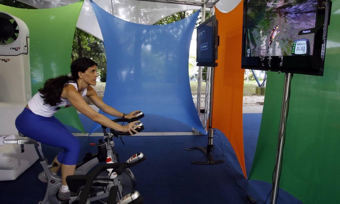 Exercícios físicos regulares melhoram raciocínio e memória Foto: Fábio Rossi