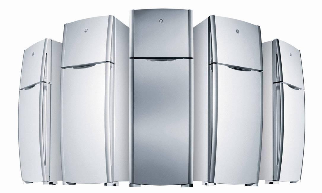 Refrigeradores e congeladores terão a tributação reduzida de 15% em IPI para 5% do custo da mercadoria Foto: Divulgação / Divulgação