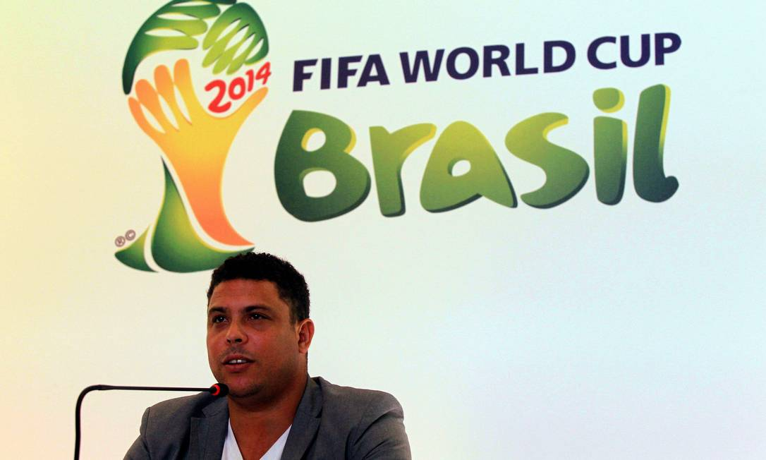 Ronaldo, novo integrante do Conselho do COL Foto: Cezar Loureiro