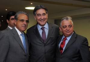 O ministro do Desenvolvimento, Indústria e Comércio, Fernando Pimentel (PT) Foto: Thiago Herdy / Agência O Globo