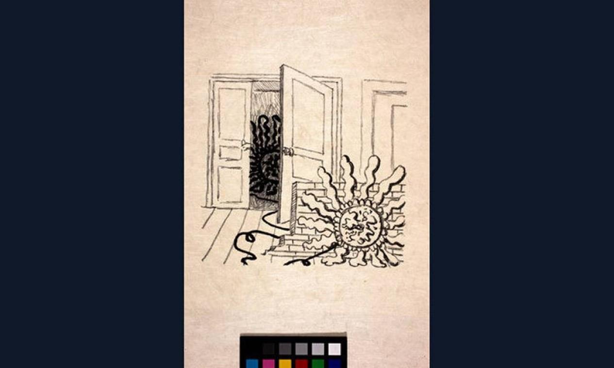 'Liens' (1930) Foto: Divulgação / Agência O Globo