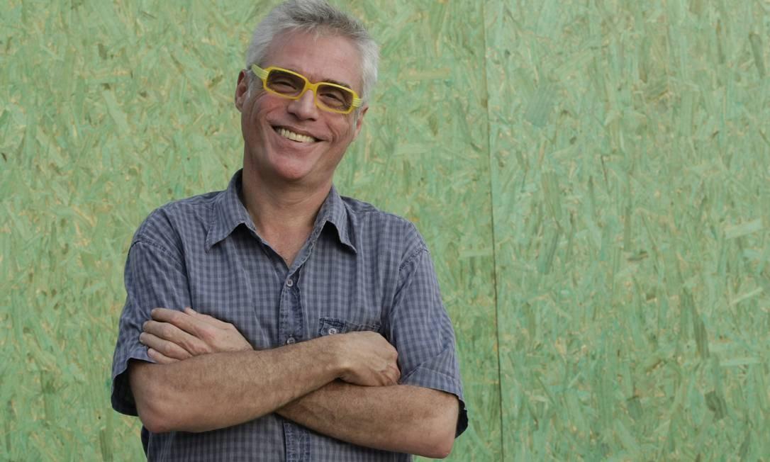 O ator faleceu aos 52 anos, em Salvador. Marcelo Theobald / Agência O Globo