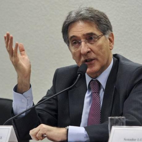 O ministro do Desenvolvimento, Indústria e Comércio Exterior, Fernando Pimentel Foto: O Globo