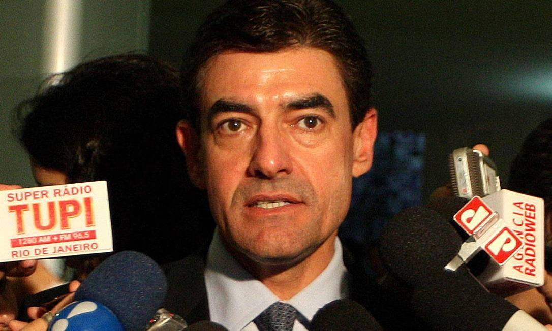 Ex-líder do PSDB na Câmara, Duarte Nogueira Foto: Foto: Ailton de Freitas / O Globo - 16/12/2011