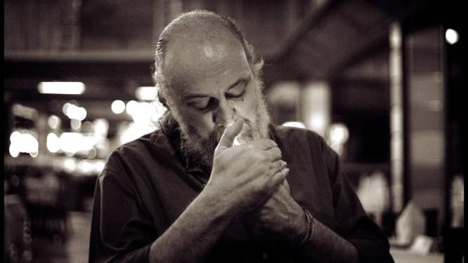 O compositor Aldir Blanc Foto: Leonardo Aversa / Agência O Globo