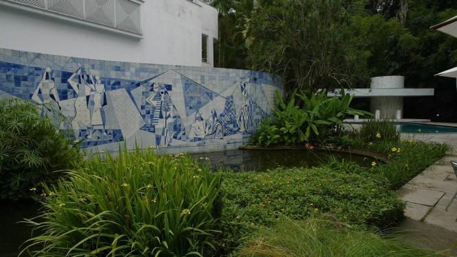 O Instituto Moreira Sales tem uma sede na Gávea, no Rio de Janeiro Foto: Carlos Ivan / Agência O Globo
