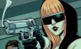 Lady Gaga é vilã na edição especial da HQ 'Batman Incorporated: Leviathan Strikes'