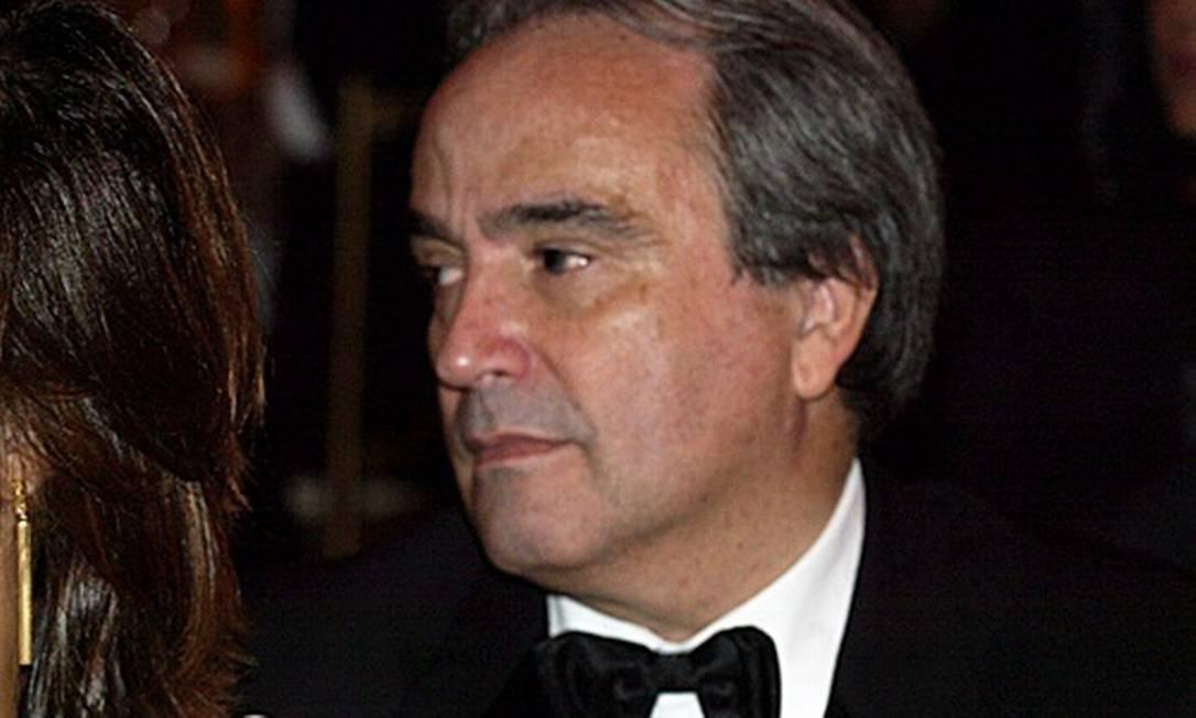Fred Suter morreu nesta sexta-feira. Ele sofria de Mal de Alzheimer Foto: Marcos Ramos / Agência O Globo