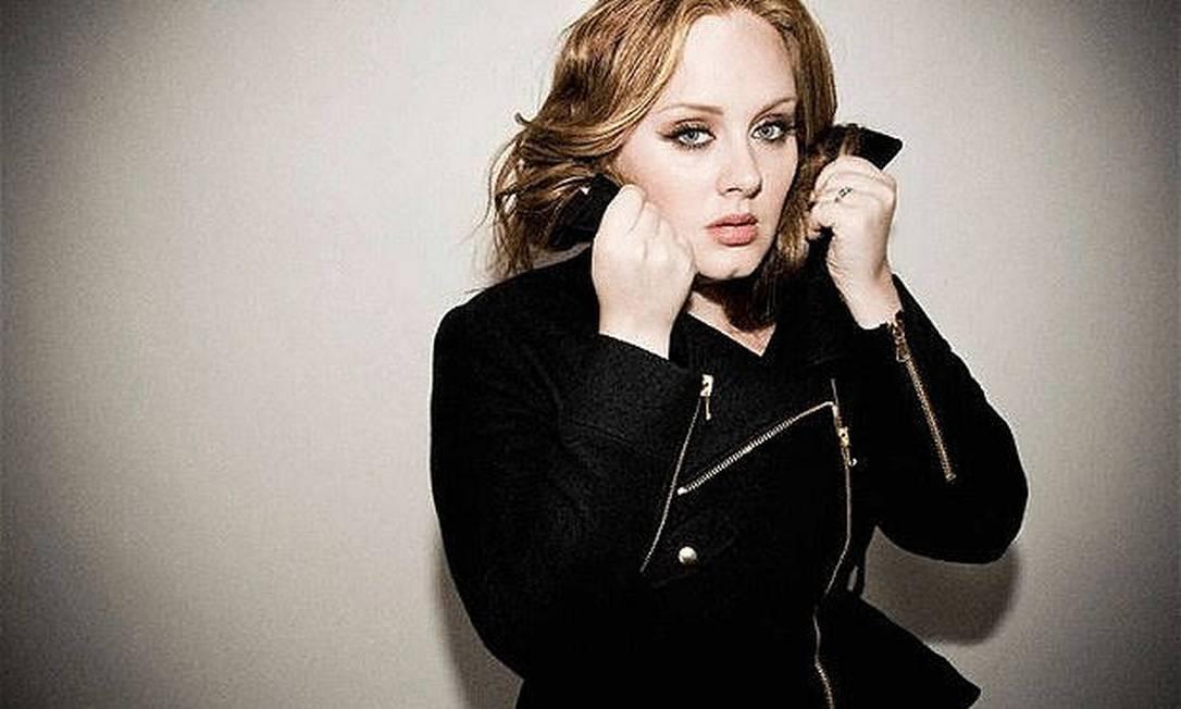 """Adele: cantora vendeu mais de 15 milhões de cópias de seu disco """"21"""" Foto: Divulgação"""