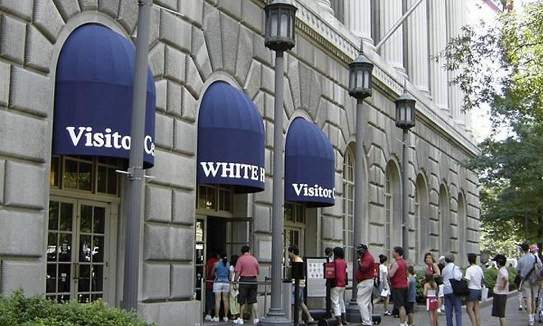 White House Vistor Center Foto: Divulgação Destination DC
