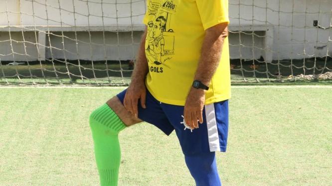 da8f788cee PAULO ROBERTO Barral pronto para mais uma partida no Governador Iate Clube