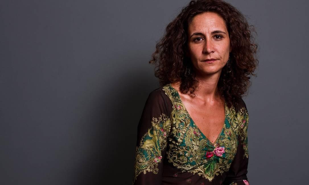 Bárbara Bulhosa, fundadora da editora portuguesa Tinta-da-China Foto: Paula Giolito / Agência O Globo