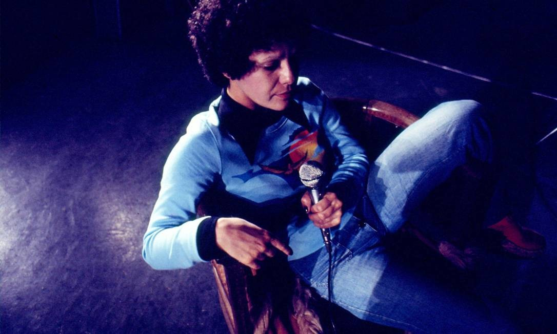 Mais uma foto de Cristiano Mascaro da série para o disco 'Elis' Foto: Divulgação
