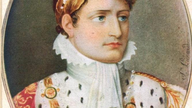 Napoleão Bonaparte tem origem caucasiana, afirma pesquisa Foto: Reprodução