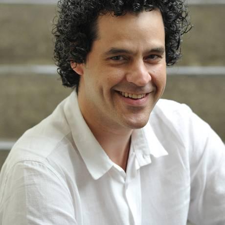 Bruno Garcia, o Joselito de Aquele beijo Foto: TV Globo/Alex Carvalho