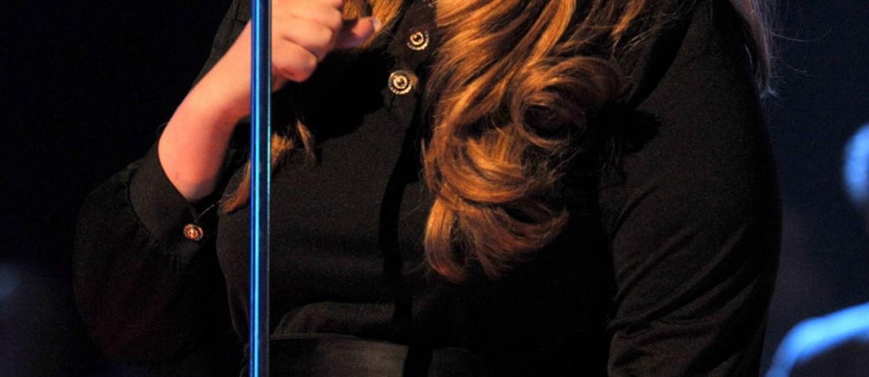 Adele lidera topo da Billboard há 16 semanas Foto: Divulgação