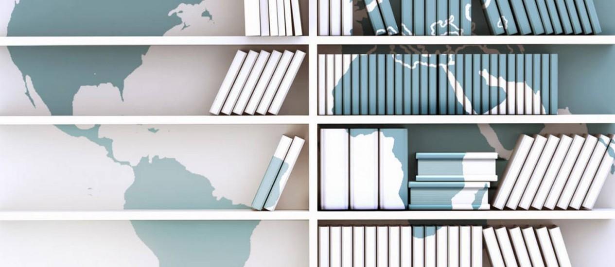 O boom dos livros no Brasil e no mundo Foto: Claudio Duarte / Editoria de Arte