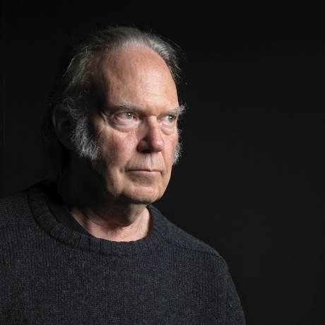 Neil Young durnate o Festival de Sundance, em Park City, Utah, no último fim de semana Foto: Victoria Will / AP Photo