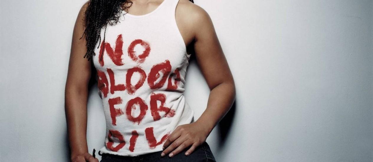 Alicia Keys aparece em vídeo elogiando o Megaupload Foto: Divulgação