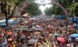 Bola Preta reuniu dois milhões de pessoas em 2011