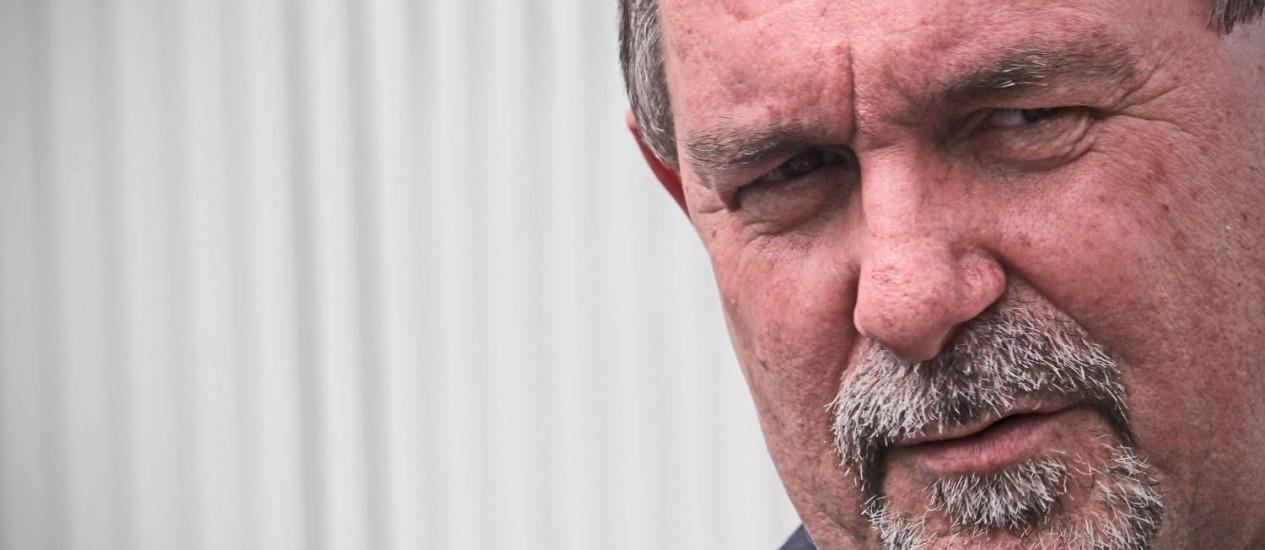 O ex-presidente do PT José Eduardo Dutra, que já presidiu a Petrobras, que ocupará diretoria na estatal Foto: O Globo / André Coelho