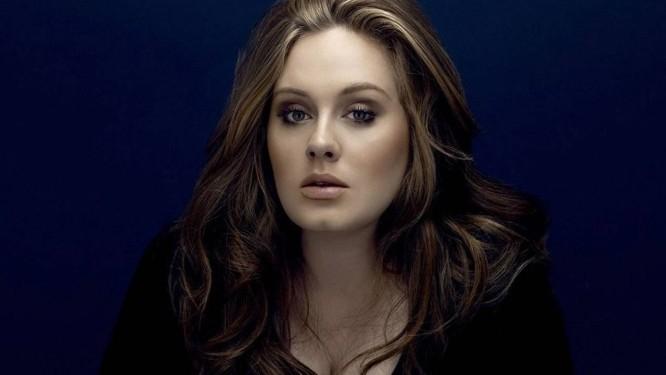 Adele: do balcão de um café ao topo do mundo Foto: Divulgação