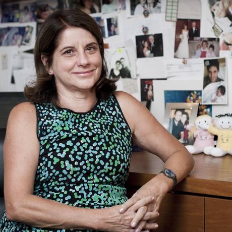 Vera Cordeiro, do Saúde Criança: ONG foi apontada por revista suíça como uma das melhores do mundo Foto: Guito Moreto / O Globo