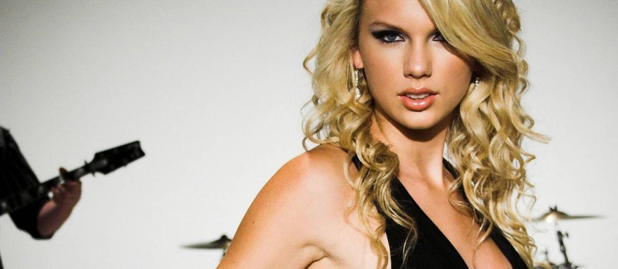 """Taylor Swift sobre Paula Fernandes: 'Estou empolgada para conhecê-la quando eu for ao Brasil"""" Foto: Reprodução da internet"""