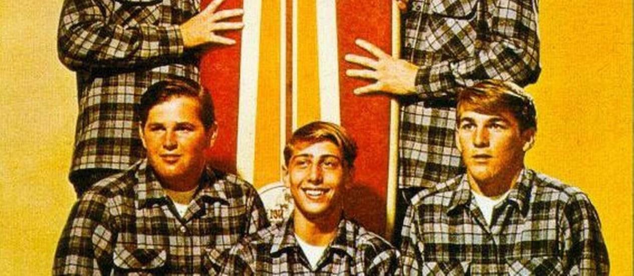 Beach Boys confirmam presença no Grammy Foto: Reprodução