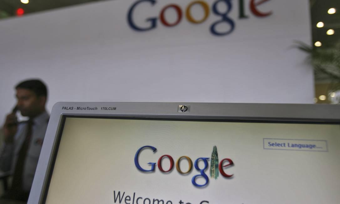 Google deve lançar um serviço novo para competir com Dropbox Foto: KRISHNENDU HALDER / REUTERS